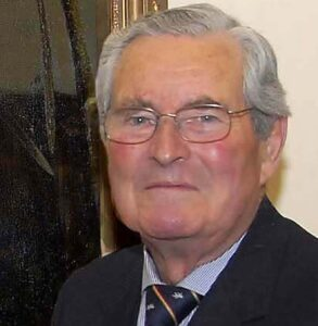 The Late Right Hon Lord Kingsdown KG