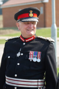 The Viscount De L'Isle CVO MBE