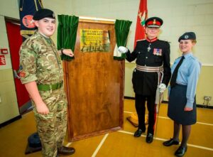 Dover-Joint Cadet Centre opening